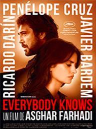 Everybody knows / Asghar Farhadi, réal.   Farhadi, Asghar. Monteur. Scénariste