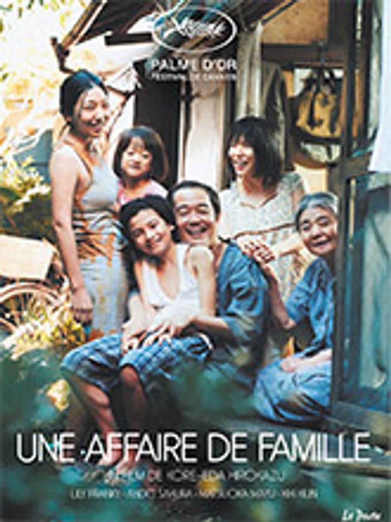 Affaire de famille (Une) / Hirokazu Koreeda, réal. | Koreeda, Hirokazu. Metteur en scène ou réalisateur. Scénariste