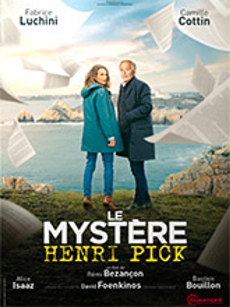 Mystère Henri Pick (Le) / Rémi Bezançon, réal. | Bezançon, Rémi. Metteur en scène ou réalisateur. Scénariste