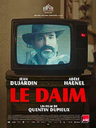 Daim (Le) / Quentin Dupieux, réal. | Dupieux, Quentin. Metteur en scène ou réalisateur. Scénariste. Photographe