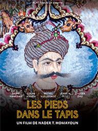 Pieds dans le tapis (Les) / Nader T. Homayoun, réal. | Homayoun, Nader T.. Metteur en scène ou réalisateur. Scénariste