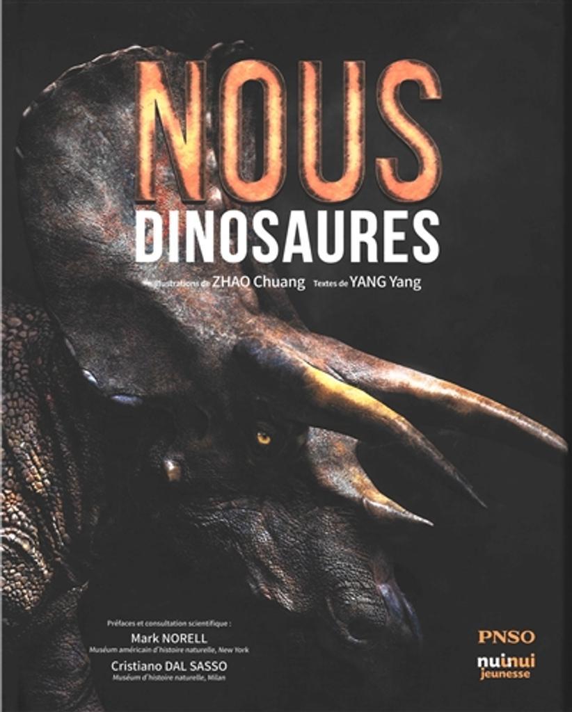 Nous, Dinosaures | Zhao, Chuang. Illustrateur