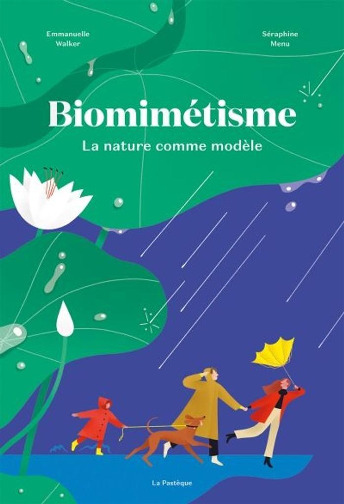 Biomimétisme : la nature comme modèle | Menu, Séraphine. Auteur