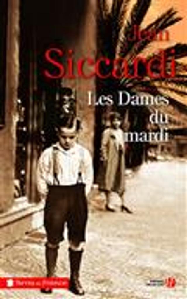 Les dames du mardi   Siccardi, Jean. Auteur