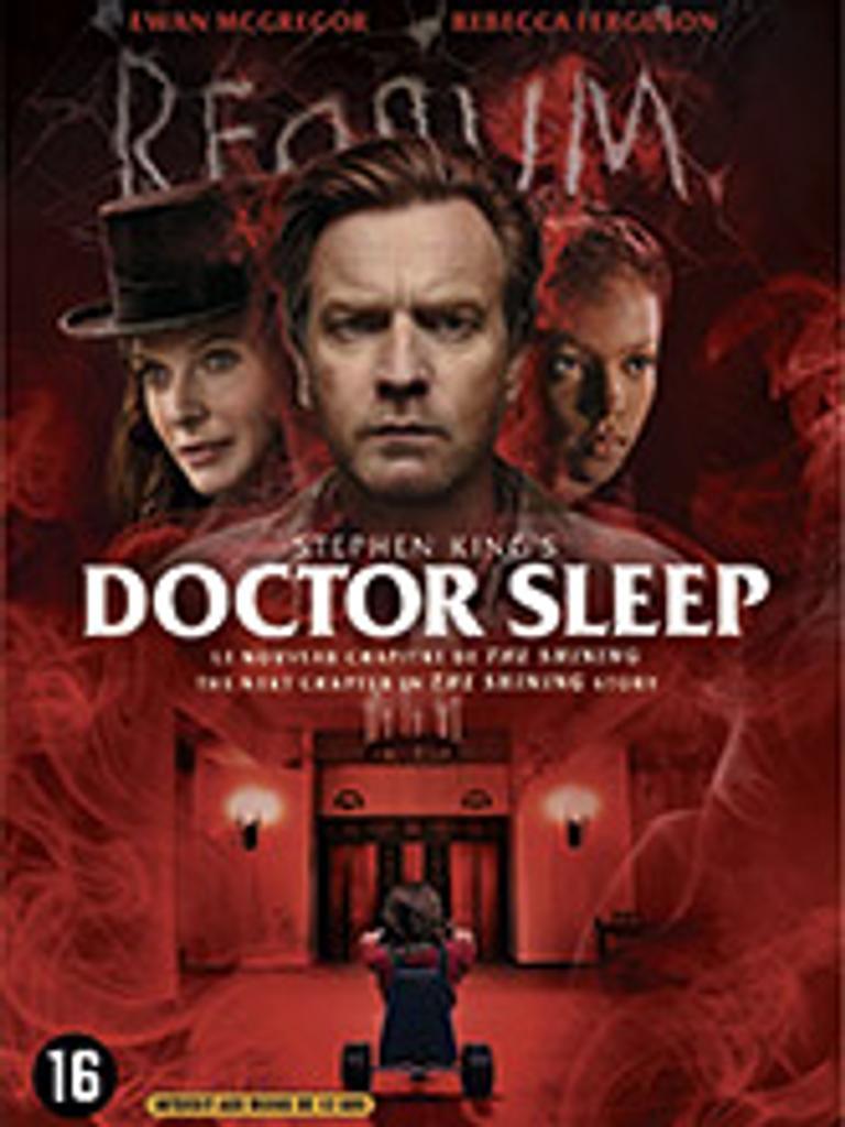 Doctor Sleep / Mike Flanagan, réal.   Flanagan, Mike. Metteur en scène ou réalisateur. Scénariste
