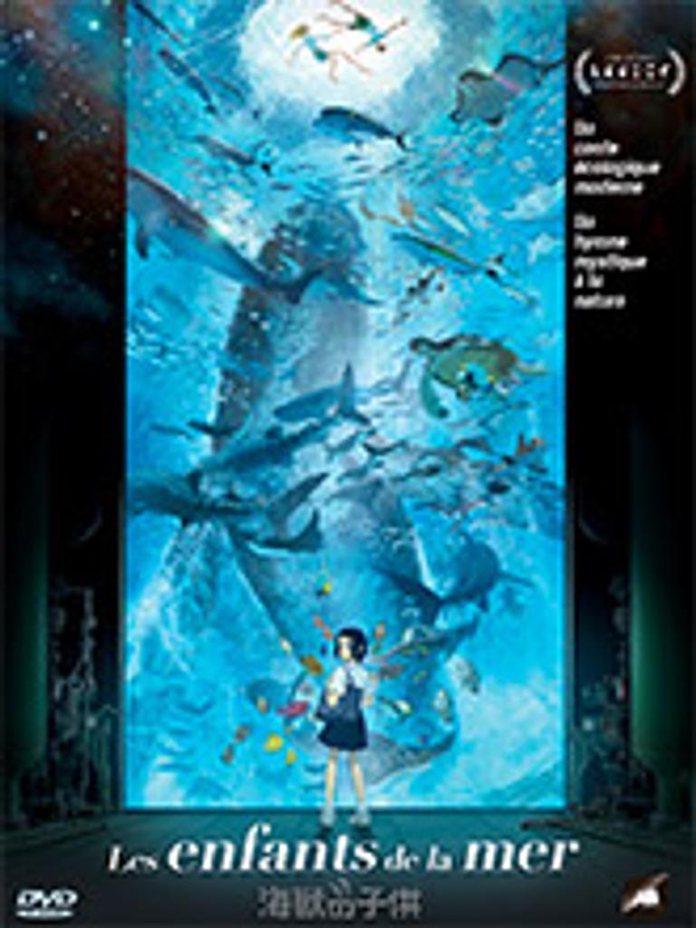 Enfants de la mer (Les) / Ayumu Watanabe, réal.   Watanabe, Ayumu. Metteur en scène ou réalisateur