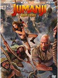 Jumanji - Next level / Jake Kasdan, réal.   Kasdan, Jake. Metteur en scène ou réalisateur. Scénariste