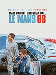 Le Mans 66 / James Mangold, réal.   Mangold, James. Metteur en scène ou réalisateur. Producteur