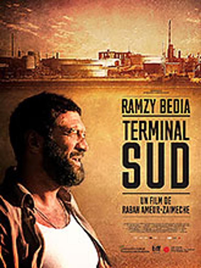 Terminal Sud / Rabah Ameur-Zaïmeche, réal.   Ameur-Zaïmeche, Rabah. Metteur en scène ou réalisateur. Scénariste. Producteur