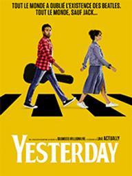 Yesterday / Danny Boyle, réal. | Boyle, Danny. Metteur en scène ou réalisateur. Producteur