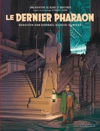 Une aventure de Blake et Mortimer : Le dernier pharaon | Van Dormael, Jaco. Auteur