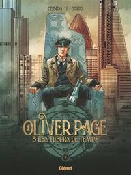 Oliver Page & les tueurs de temps T.02 | Desberg, Stephen. Auteur