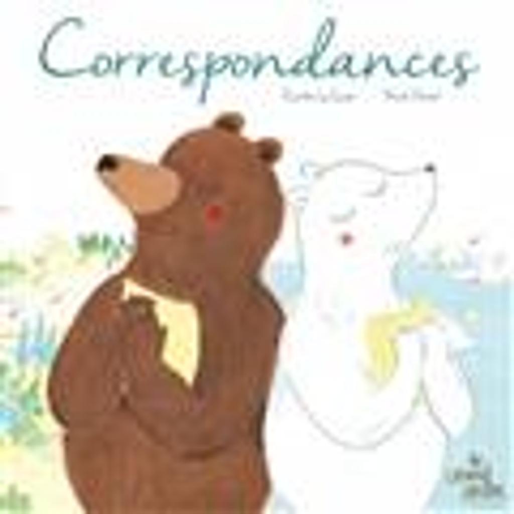 Correspondances | Le Guen, Sandra. Auteur