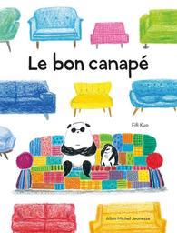 Le bon canapé | Kuo, Fifi. Auteur