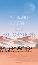 La grande histoire des explorations   Simon, Théophile. Auteur