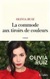 La commode aux tiroirs de couleurs   Ruiz, Olivia. Auteur