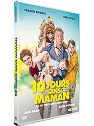 10 jours sans maman / Ludovic Bernard, réal. | Bernard, Ludovic. Metteur en scène ou réalisateur. Scénariste