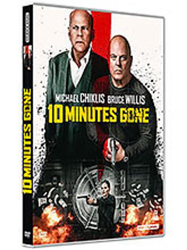 10 minutes gone / Brian A. Miller, réal. | Miller, Brian A.. Metteur en scène ou réalisateur