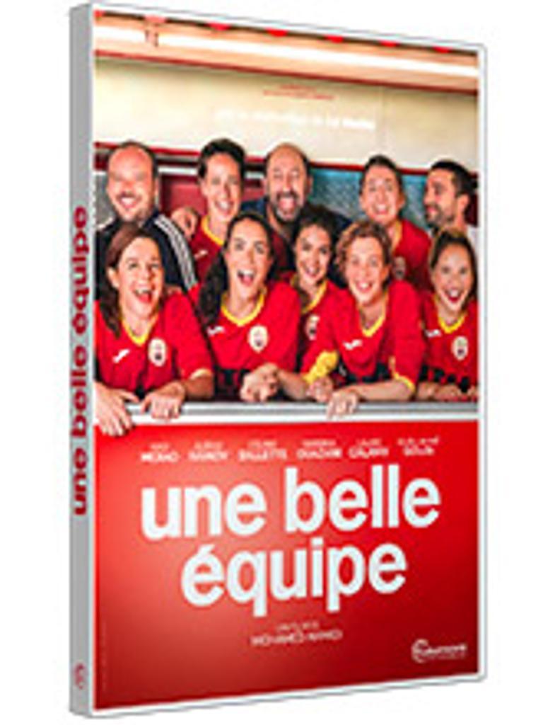 Belle équipe (Une) / Mohamed Hamidi, réal. | Hamidi, Mohamed. Metteur en scène ou réalisateur. Scénariste