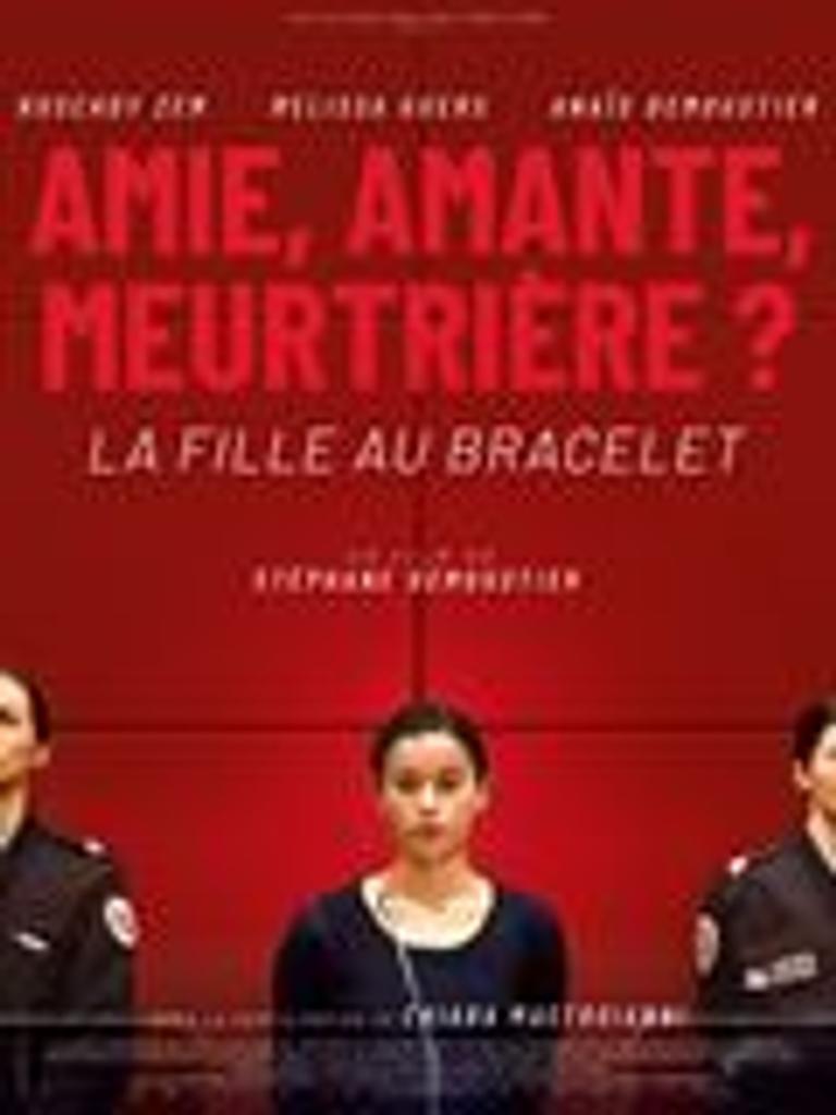 Fille au bracelet (La) / Stéphane Demoustier, réal.   Demoustier, Stéphane. Metteur en scène ou réalisateur. Scénariste