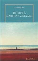 Retour à Martha's Vineyard | Russo, Richard. Auteur
