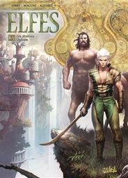 Elfes T.27 : Les maîtres Ogham | Jarry, Nicolas. Auteur