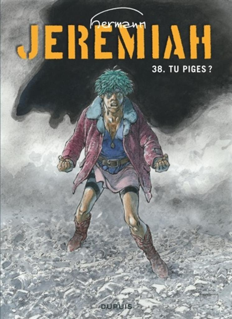 Jeremiah T.38 : Tu piges ? | Hermann. Auteur