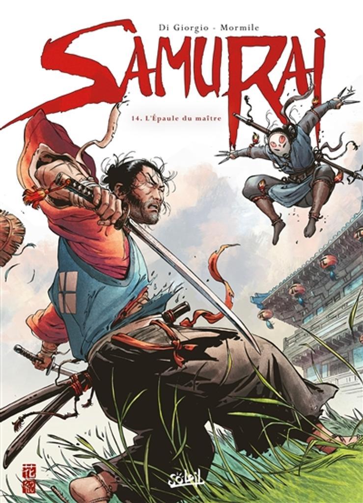 Samurai T.14 : L'épaule du maître | Di Giorgio, Jean-François. Auteur