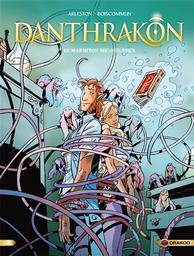 Danthrakon T.03 : Le marmiton bienheureux | Arleston, Christophe. Auteur