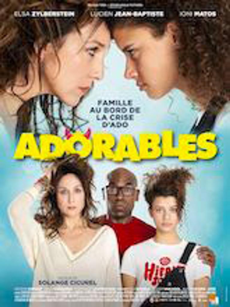 Adorables / Solange Cicurel, réal.   Cicurel, Solange. Metteur en scène ou réalisateur. Scénariste
