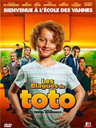 Blagues de Toto (Les) / Pascal Bourdiaux, réal. | Bourdiaux, Pascal. Metteur en scène ou réalisateur