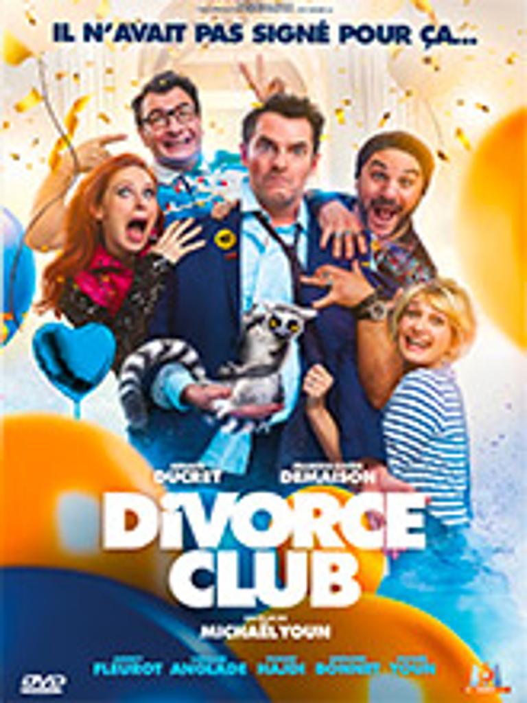 Divorce club / Michaël Youn, réal.   Youn, Michaël. Metteur en scène ou réalisateur. Acteur. Scénariste