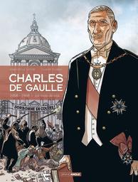 Charles de Gaulle T.4 : 1958-1968 joli mois de mai | Le Naour, Jean-Yves. Auteur