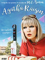 Agatha Raisin - Saison 1 / Roberto Bangura, réal. | Bangura, Roberto. Metteur en scène ou réalisateur