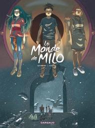 Le monde de Milo T.08 : la terre sans retour Vol 02 | Marazano, Richard. Auteur