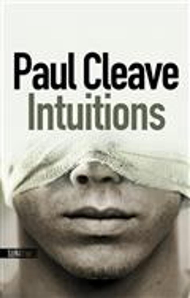 Intuitions = A killer harvest  | Cleave, Paul. Auteur