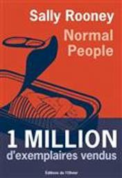 Normal people | Rooney, Sally. Auteur