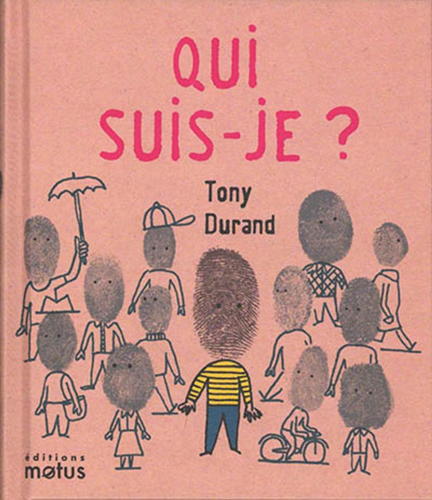 Qui suis-je ?   Durand, Tony. Auteur