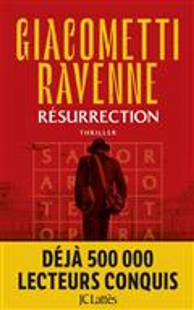 Résurrection : La saga du soleil noir   Giacometti, Eric. Auteur