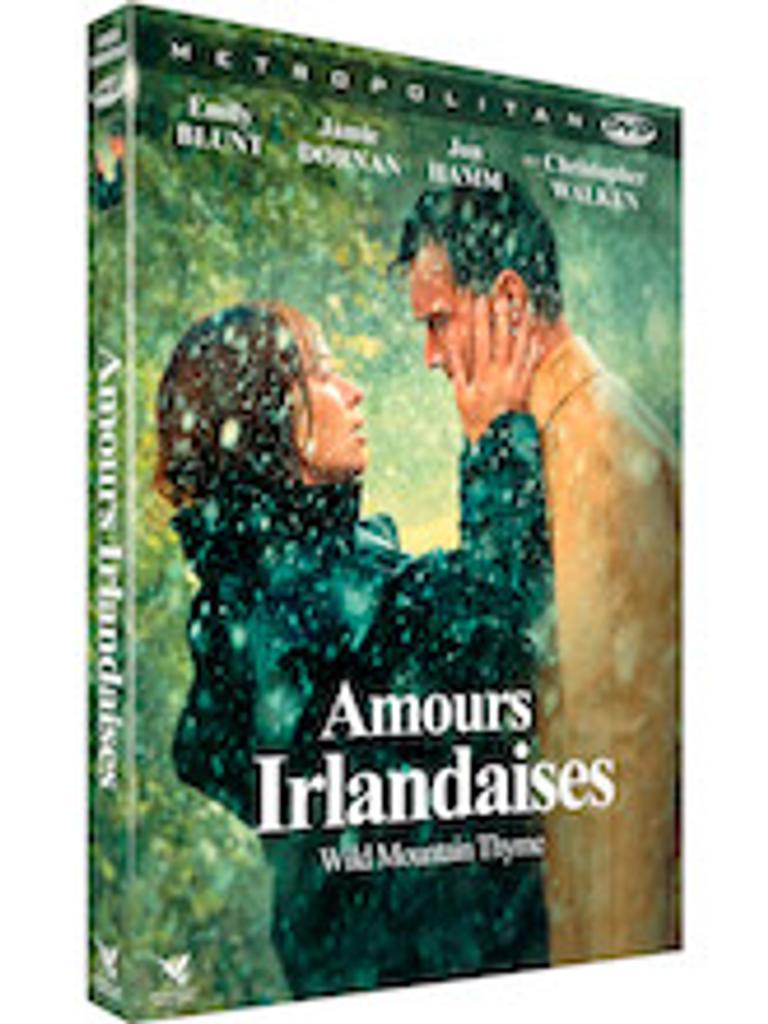 Amours irlandaises / John Patrick Shanley, réal. | Shanley, John Patrick. Metteur en scène ou réalisateur. Scénariste. Antécédent bibliographique