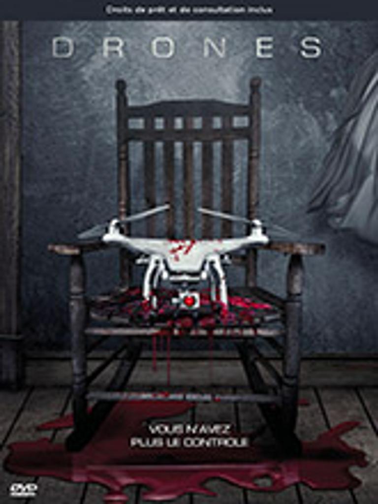 Drones / Jordan Rubin, réal. | Rubin, Jordan. Metteur en scène ou réalisateur. Scénariste. Producteur