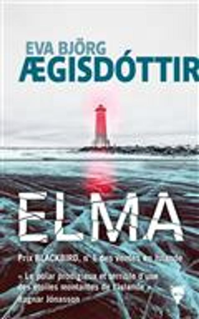 Elma   Aegisdottir, Eva Björg. Auteur
