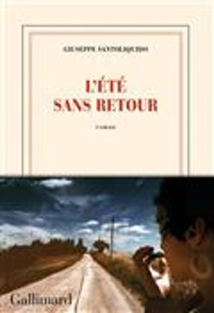 L'été sans retour   Santoliquido, Giuseppe. Auteur