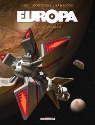 Europa T.01 : La lune de glace   Léo. Auteur