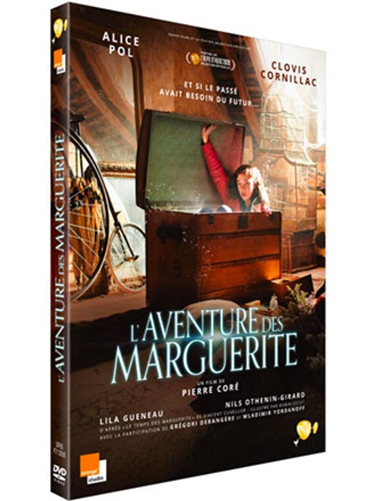 Aventure des Marguerite (L') / Pierre Coré, réal. | Core, Pierre. Metteur en scène ou réalisateur. Scénariste. Producteur