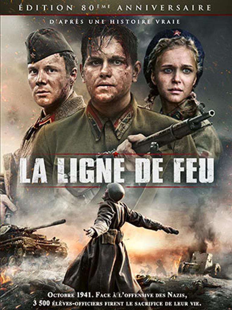 Ligne de feu (La) / Vadim Shmelyov, réal. | Shmelyov, Vadim. Metteur en scène ou réalisateur. Scénariste