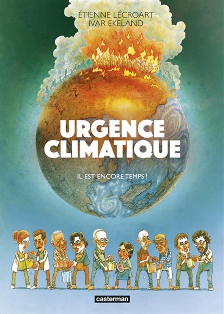 Urgence climatique | Lécroart, Etienne. Auteur