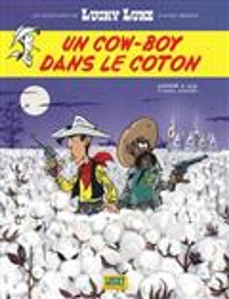 Les aventures de Lucky Luke d'après Morris T.09 : un cow-boy dans le coton  | Achdé. Auteur