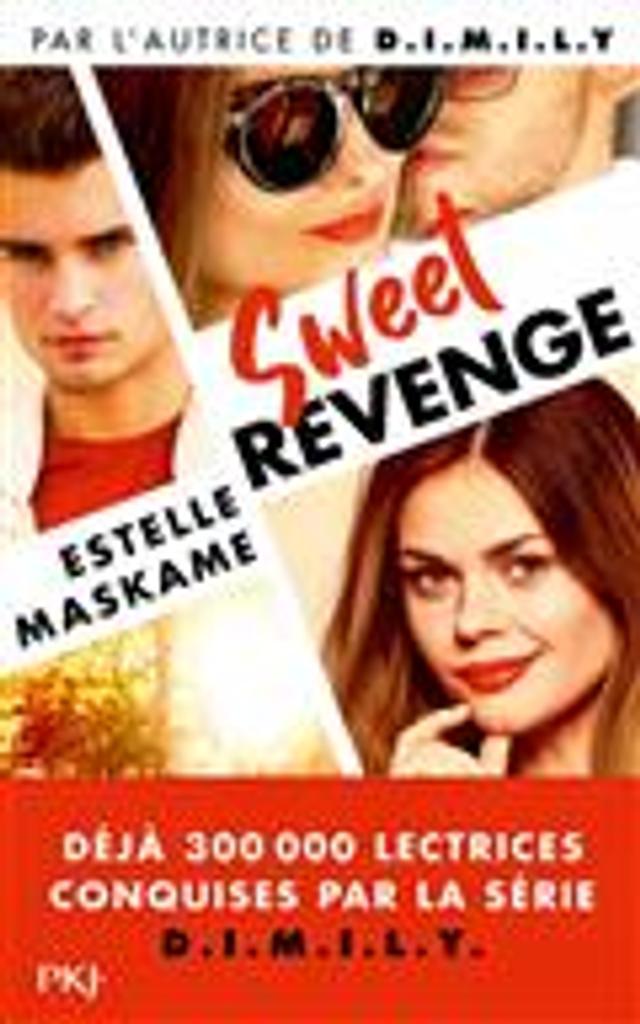 Sweet revenge | Maskame, Estelle. Auteur